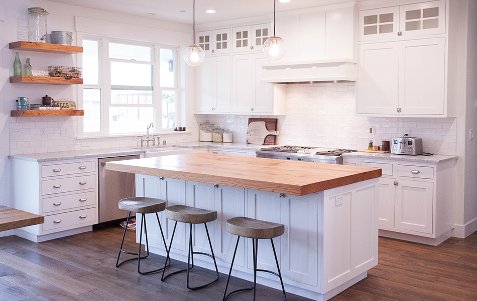 Custom Cabinets and Countertops in Sacramento | Buy Direct